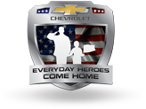 Everyday Heroes Come Home Logo
